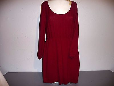 Motherhood Maternity Knit Sweater Size #1) Med Or #2 )Large New With Tag