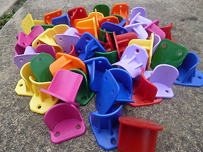 Johns Agility Jump Cups  28 Pairs 7 Colours Training Obedience Training Fun.