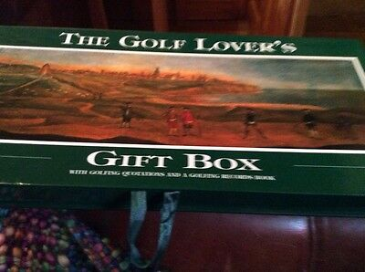 The Golf Lovers gift Box