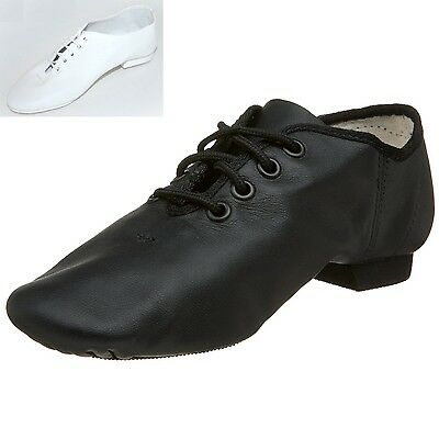 Jazz Modern Dance Shoes Leather Split Sole