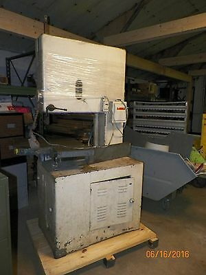 Grob Brothers Vertical Band Saw