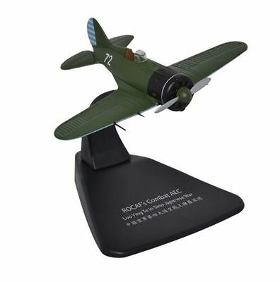 Oxford Aviation Model - Rocaf's Combat Ace Luop Ying Te Plane - AC065/72
