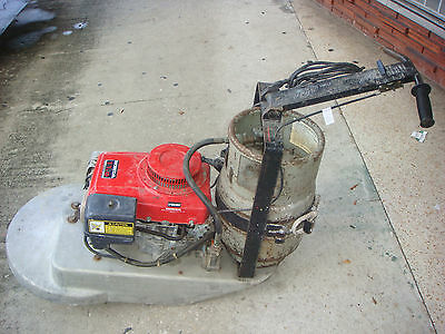 "Pioneer Super Buffer 21"" Floor Polisher Burnisher Miami Fl Propane"