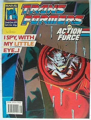 Transformers UK Comic Issue 246