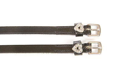 HyCLASS Diamante Spur Strap - Hearts