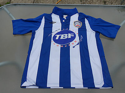 Coleraine Home Shirt Large Boys Excellent Condition