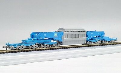 microace a8575, schnabel car, shiki810, 3 car set, NIB, n scale, ships from USA
