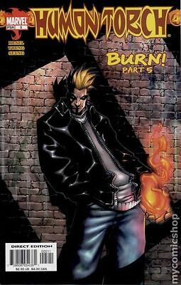 Human Torch (2003 2nd Series) #5 FN