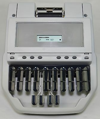 Stenograph Stentura Protege in excellent condition