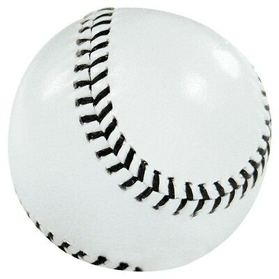 White Leather Rounders Ball - Brand New Standard Stitched Practice Training