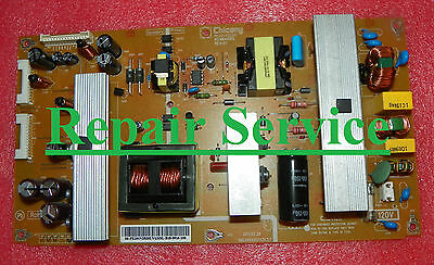 POWER SUPPLY REPAIR SERVICE for Toshiba 46G310U PK101V2520I 75024143 N249A001L