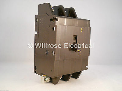 Crabtree C50 MCB 30 Amp Type 2 30A Triple Pole 3 Phase Breaker C-50 53/30