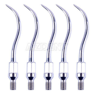 5PCS Dental Ultrasonic Scaler Tips GK1 for KAVO Scaler Handpiece Dentaire