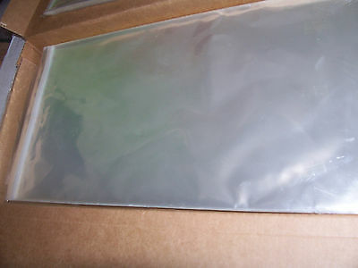 6 12 X 18 Art Newspaper Acid Free Clear Cellophane Archival Storage Envelope
