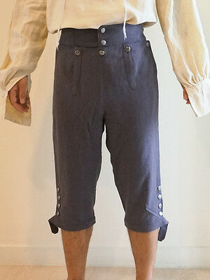 POTC Jack Sparrow Breeches Pants Trousers Costume Pirates of the Caribbean