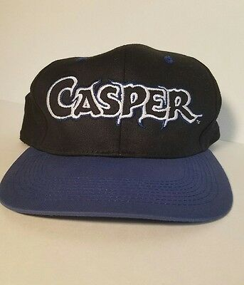 Vintage Casper The Friendly Ghost Snapback Hat 1995
