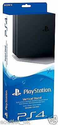Sony PlayStation 4 Vertical Support (PS4 Pro/PS4 D Châssis) TOUT NEUF EN BOITE