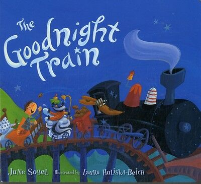 Goodnight Train, The (Board book), Sobel, June, 9780547718989