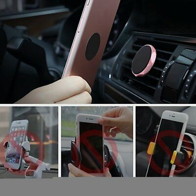 Universal Auto Phones Holder Magnetic Car Air Vent Mount Mobile Phone Stand NF1