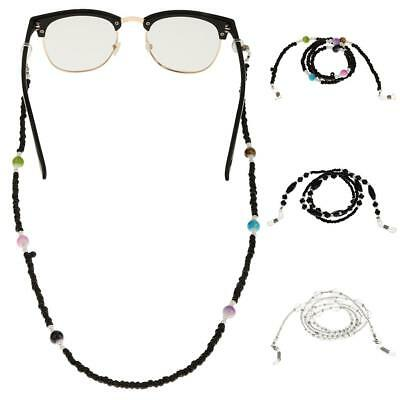 Sunglasses Eye Glass Holder Spectacle Sun Glasses Chain Neck Cord Strap Necklace