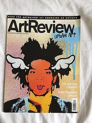 D*Face Urban Art Art Review Magazine March 2005 In Signed Print SEEN banksy Graf