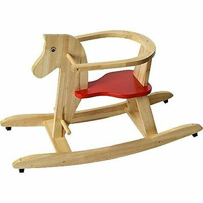 beluga rocking horse chair multicolour