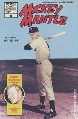 Mickey Mantle (1991) #1P NM
