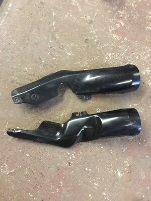 Cbr1000f Exhaust Heat Shield