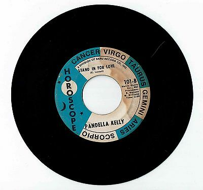 Pandella Kelly 'Stand in For Love' on Horoscope Rare Crossover/Northern Soul