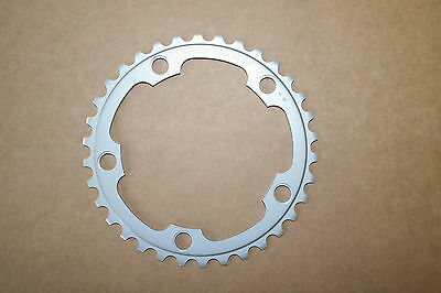 Shimano Tiagra 4650 4600 10-speed 110 BCD Chainring - 34T inner