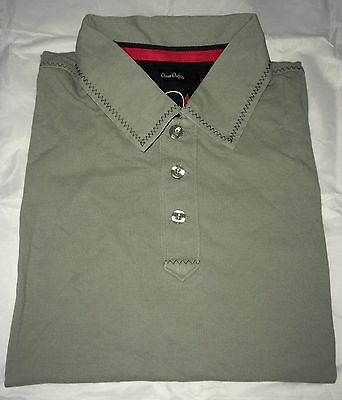 Musto Canvas Collar Polo Shirt