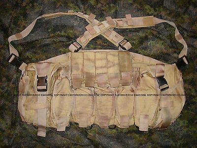 Pacific Safety Products Canadian Arid Chest Rig