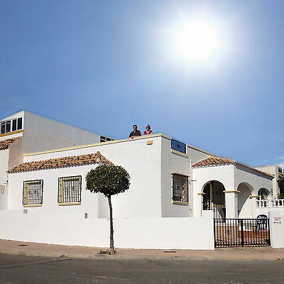 Spanish Holiday Villa To Let Or Rent In La Marina Costa Blanca Alicante Spain