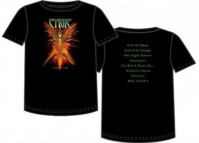 CYNIC Focus Licensed Adult T-Shirt M - Last one