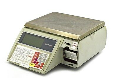 Avery Berkel M100 Retail Scale & Printer - Meat Seafood Deli Candy
