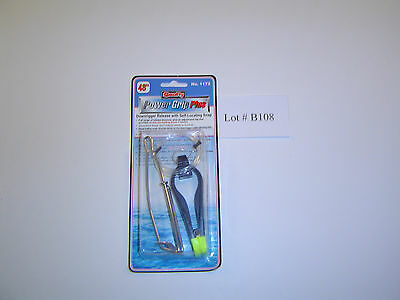 """48"""" Scotty Power Grip Plus Downrigger Release With Self-Locating Snap Fishing"""