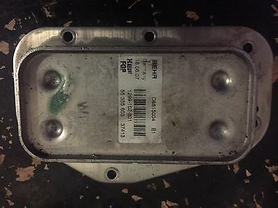 Vauxhall Astra , Opel Oil Cooler 55355603