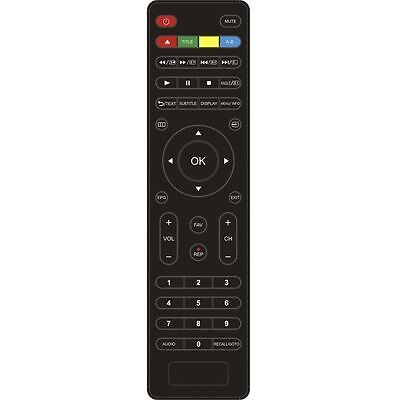 Gva Led Lcd Tv Remote Control Multiple Model Numbers