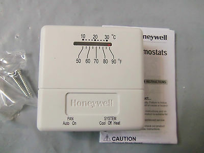 Honeywell Tradeline T812C  1000 Hvac Thermostat