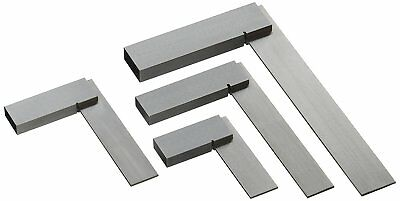 Grizzly H2993 Machinist's Square Set, 4-Piece