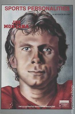 Sports Personalities (1991) #5 VF