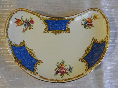 Furnivals Crescent Shaped Plate ***3 of 7 ***(25)