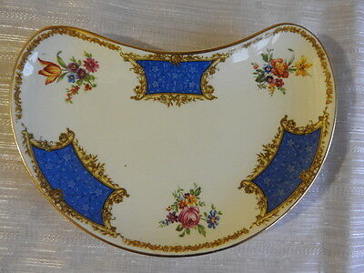 Furnivals Crescent Shaped Plate ***4 of 7 ***(26)