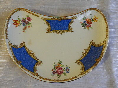Furnivals Crescent Shaped Plate ***7 of 7 ***(29)