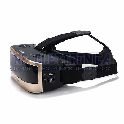 Remax All In One 5.5 Inch Wifi Bluetooth Movie Video Game Virtual Reality Glasse
