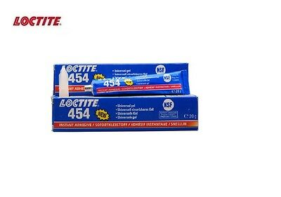 Loctite 454 Surface Insensitive 20G Super Glue Instant Adhesive Free Shipping