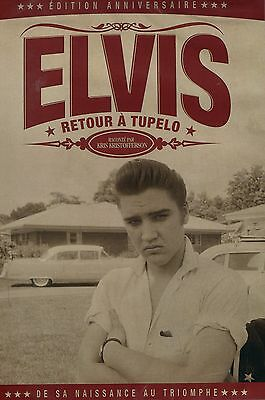 Elvis Presley : Return at Tupelo / Retour à Tupelo - Anniversary Edition (DVD)