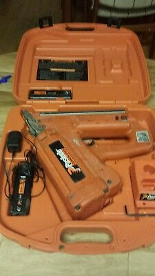 paslode impulse 900420 cordless 30 deg framing nailer nail gun free ship