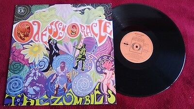THE ZOMBIES Odessey & Oracle 30th Anniversary Edition, 1997, VINYL, LP, WIKD 181