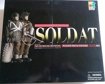 Action figure 1/6 DRAGON – WWII SOLDAT 003 Harry Collins 101st Airborne division